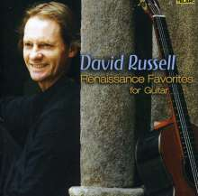 David Russell - Renaissance Favorites for Guitar, CD