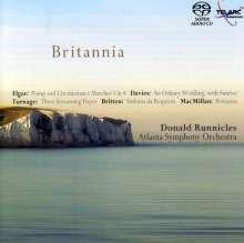 Atlanta Symphony Orchestra - Rule Britannia, Super Audio CD