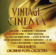 Erich Kunzel: Vintage Cinema, CD