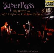 Ray Brown (1926-2002): Super Bass, CD