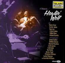 Howlin' Wolf: Tribute To Howlin' Wolf, CD