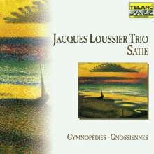 Jacques Loussier (1934-2019): Satie - Gymnopedies / Gnossiennes, CD