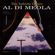 Al Di Meola (geb. 1954): The Infinite Desire, CD