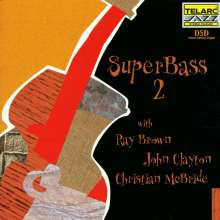 Ray Brown (1926-2002): Super Bass 2, CD