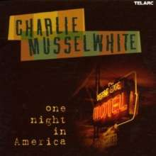 Charlie Musselwhite: One Night In America, CD