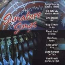 Signature Songs, CD