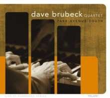 Dave Brubeck (1920-2012): Park Avenue South, CD