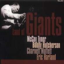 McCoy Tyner (1938-2020): Land Of Giants, CD