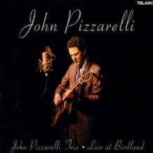 John Pizzarelli (geb. 1960): Live At Birdland, 2 CDs