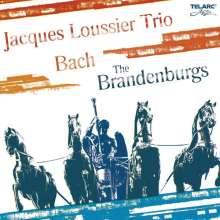 Jacques Loussier (1934-2019): Bach: The Brandenburgs, CD