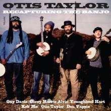 Otis Taylor: Recapturing The Banjo, CD