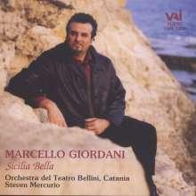 Marcello Giordani - Sicilia Bella, CD