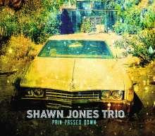 Shawn Jones: Pain Passed Down, CD