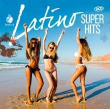 Latino Super Hits, 2 CDs