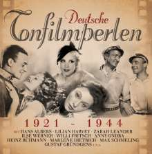 Deutsche Tonfilmperlen 1921 - 1944, 2 CDs