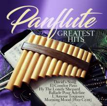Panflute Greatest Hits, CD