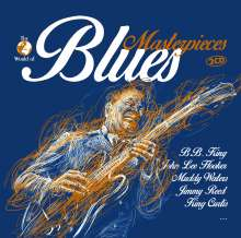 The World Of Blues Masterpieces, 2 CDs