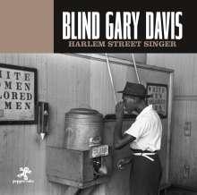 Blind Gary Davis: Harlem Street Singer, CD