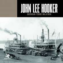 John Lee Hooker: Sings The Blues, CD