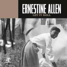 Ernestine Allen: Let It Roll, CD