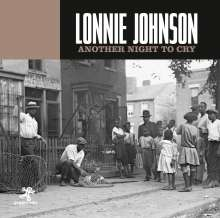 Lonnie Johnson: Another Night To Cry, CD