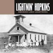Sam Lightnin' Hopkins: Smokes Like Lightning, CD