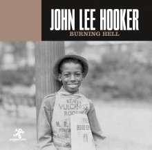John Lee Hooker: Burning Hell, CD