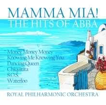 Royal Philharmonic Orchestra: Mamma Mia!: The Hits Of Abba, CD