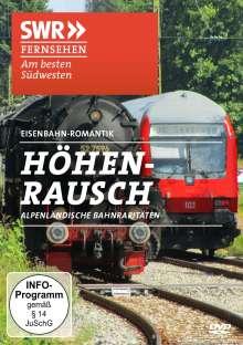 Höhenrausch - Alpenländische Bahnraritäten, DVD
