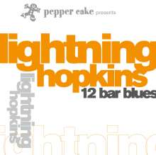 Sam Lightnin' Hopkins: 12 Bar Blues, CD