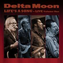 Delta Moon: Life's A Song: Live Volume One, CD