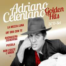 Adriano Celentano: Golden Hits, 3 CDs