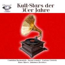 Kult-Stars der 30er Jahre, 5 CDs