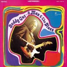 Buddy Guy: A Man & The Blues, CD