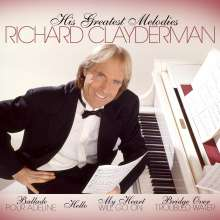 Richard Clayderman: His Greatest Melodies, 2 CDs
