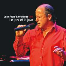 Jean Faure: Le Jazz Et La Java (Live), CD