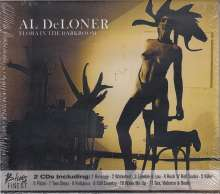 Al DeLoner: Blues Finest: Flora In The Darkroom / The Message Is Joy, 2 CDs