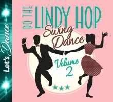 Lindy Hop-Swing Dance Vol.2, CD