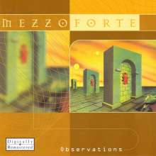 Mezzoforte: Observations, CD