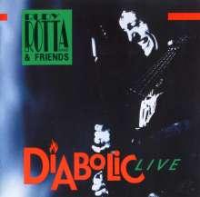 Rudy Rotta: Diabolic Live, CD