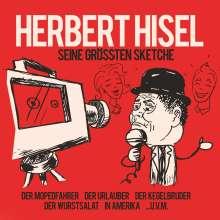 Herbert Hisel: Seine größten Sketche, 2 CDs