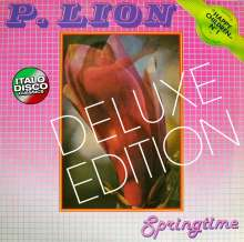 P. Lion: Springtime (Deluxe Edition), CD
