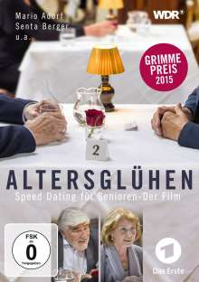 Altersglühen - Speed Dating für Senioren (Der Film), DVD