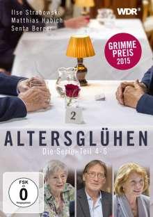 Altersglühen - Speed Dating für Senioren (Die Serie: Teil 4-6), DVD