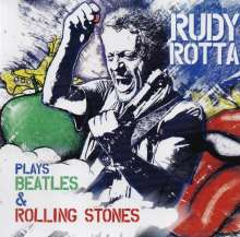 Rudy Rotta: Plays Beatles & Rolling Stones, CD