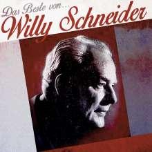 Willy Schneider: Das Beste von Willy Schneider, CD