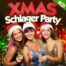 Xmas Schlager Party, 4 CDs