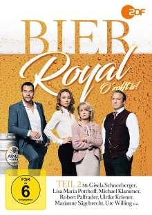 Bier Royal Teil 2, DVD