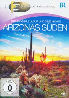 Arizonas Süden, DVD