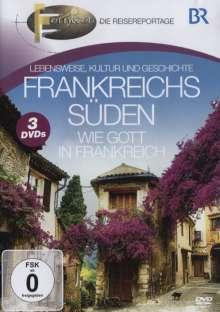 Frankreichs Süden, 3 DVDs